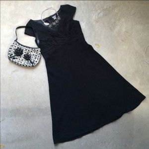 Elegant date night/ formal little black dress LBD